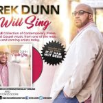 Derek Dunn I Will Sing Flyer