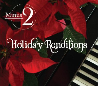 Holiday Renditions CD Cover