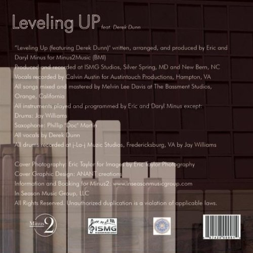 Leveling Up cover back